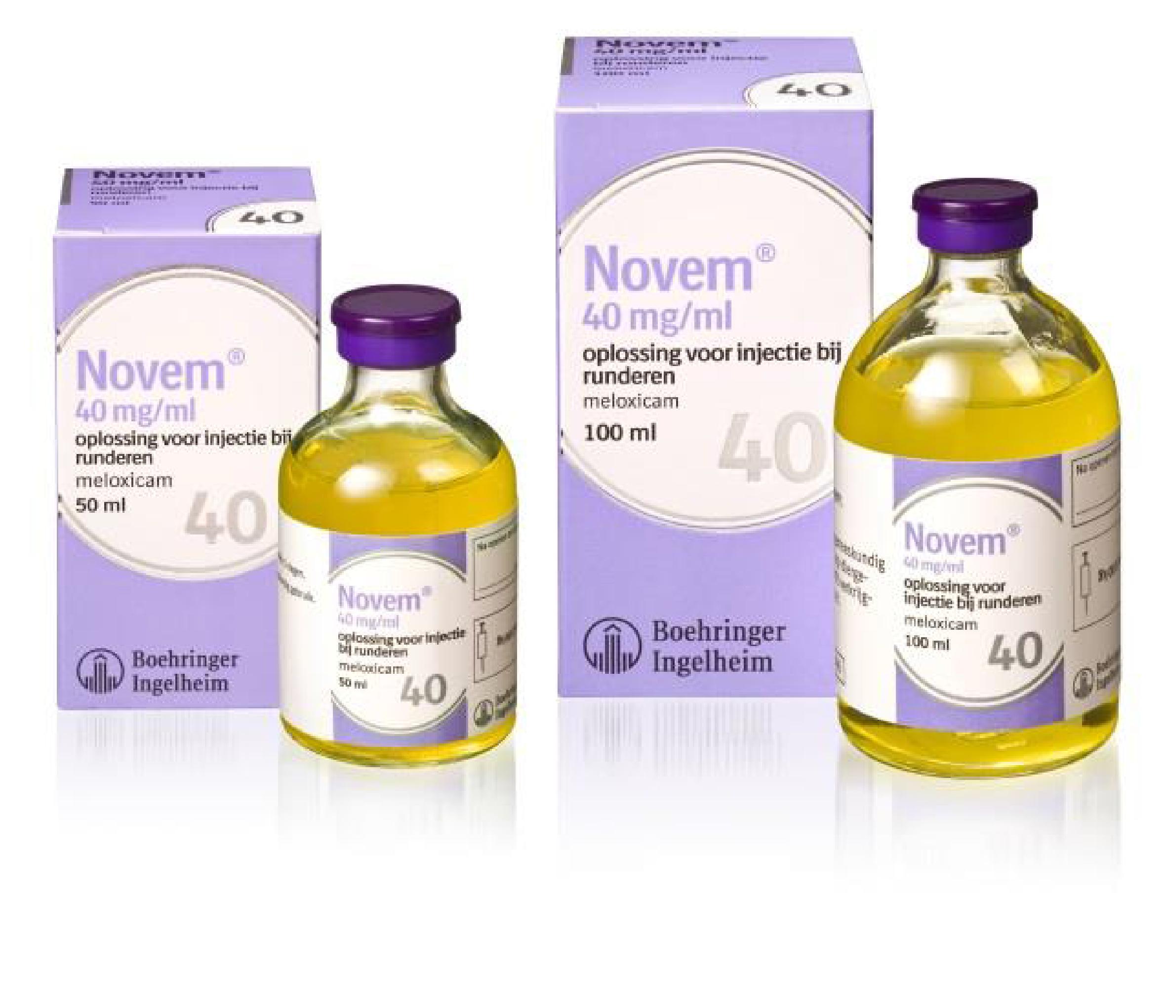 NIEUW - Novem®40 mg/ml