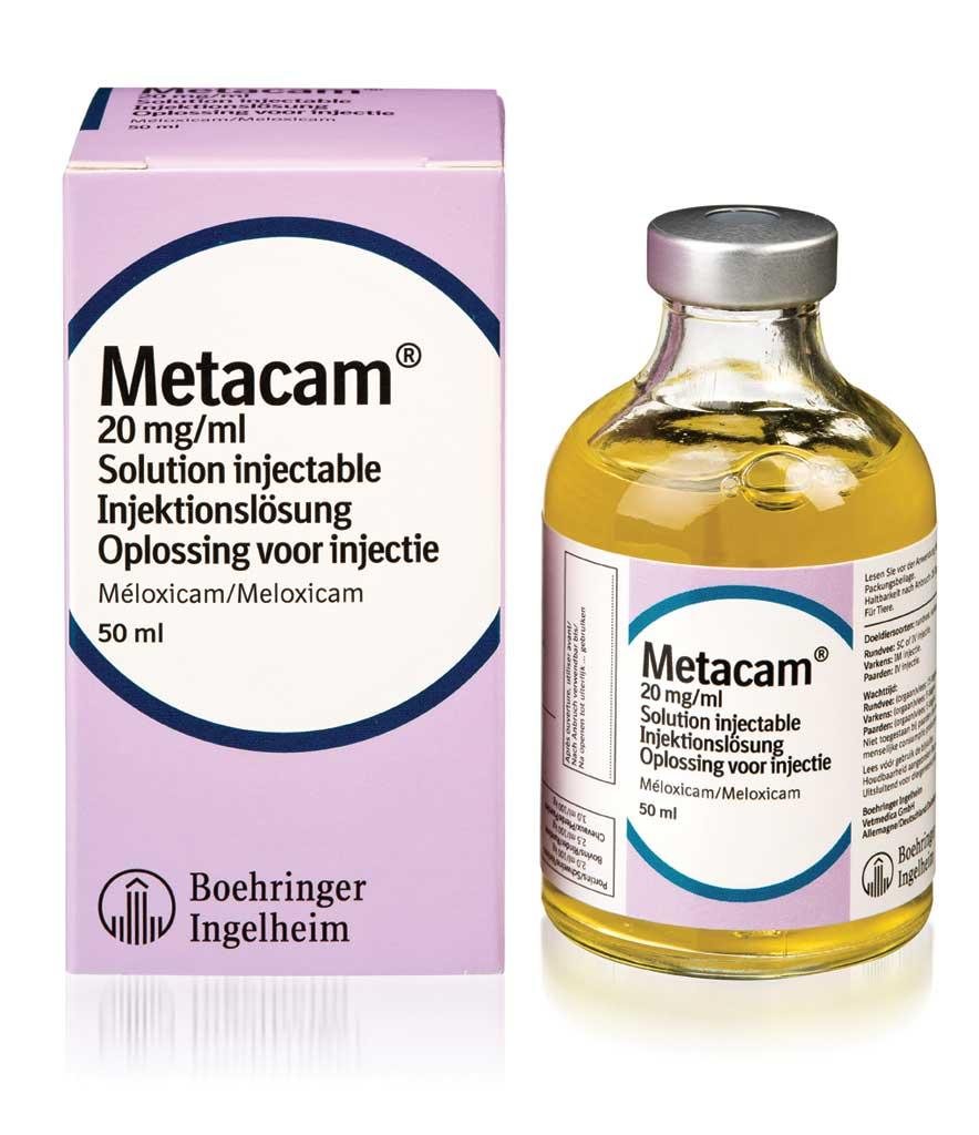 Metacam®20 Injectie